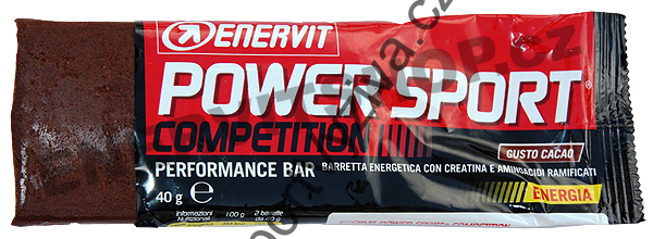 ENERVIT POWER SPORT competition - kakao 40 g