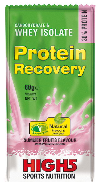 High5 Protein Recovery - letní ovoce 60 g