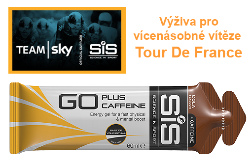SiS GO Energy Caffeine Gel - cola, 60 ml