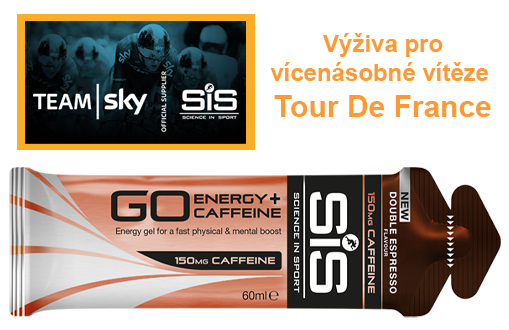 SiS GO Energy Caffeine Gel - Double Expresso, 60 ml