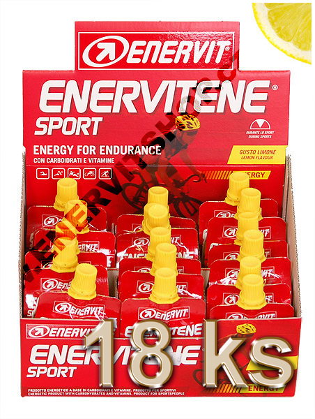 Enervit Display Sport koncentrát - citron