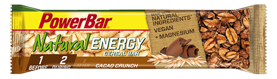 PowerBar Natural Energy tyčinka - kakao 40 g