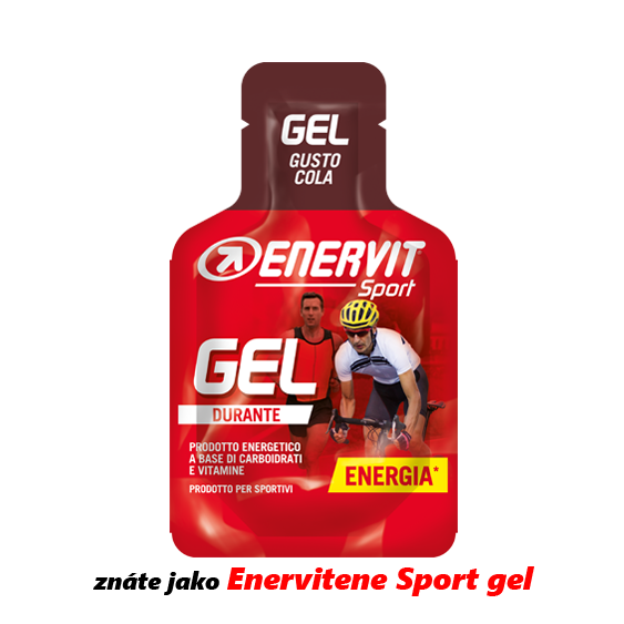 Enervit gel - cola  25 ml
