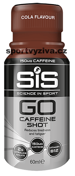 SiS GO Caffeine Shot - cola 60 ml