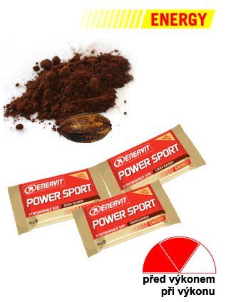 Enervit Power Sport Double Use - kakao 60 g