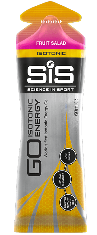 SiS GO Isotonic Energy Gel - směs ovoce, 60 ml