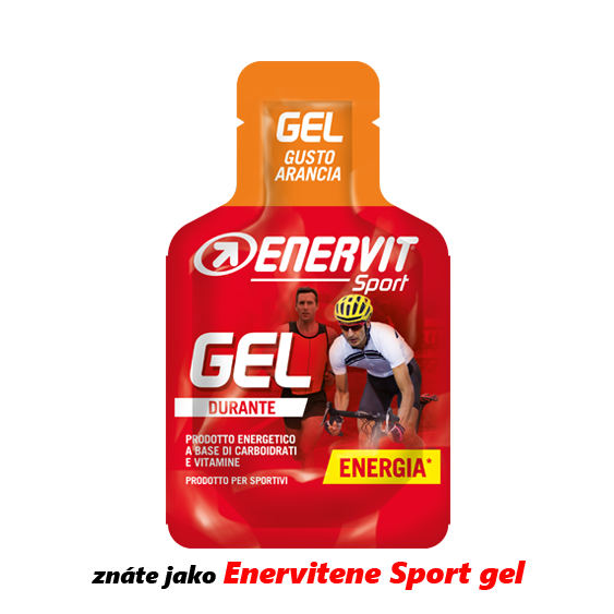 Enervit gel - pomeranč 25 ml