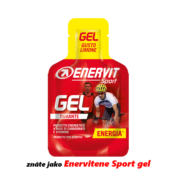 Enervit gel - citron 25 ml