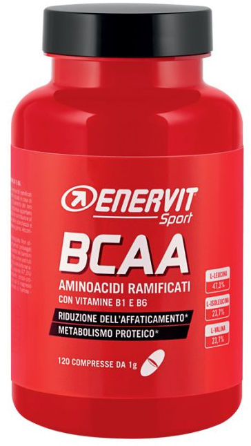 Enervit BCAA 95%, 120 tablet